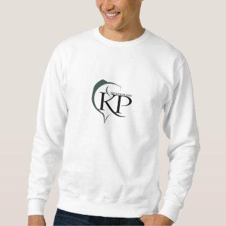 Sweatshirt de la KP Bleu-Gris