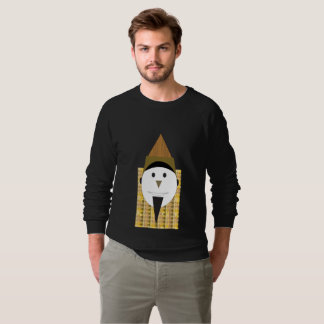 Sweatshirt de raglan d'habillement d'Américain du