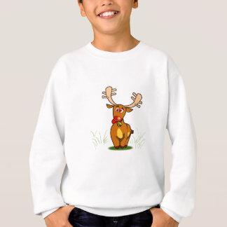 Sweatshirt de renne