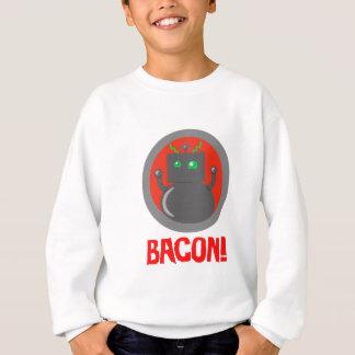 Sweatshirt de robot de lard