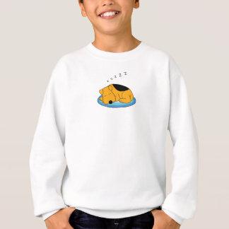 Sweatshirt de ronflement mignon de chiot