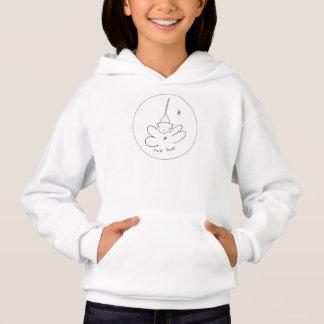 Sweatshirt de sweat - shirt à capuche de filles