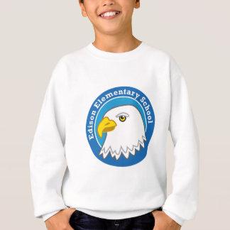 Sweatshirt d'Eagle d'enfants