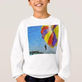 Sweatshirt Décollage sur un vol