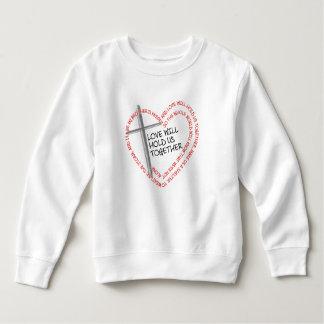 Sweatshirt d'enfant en bas âge du gardien de mon