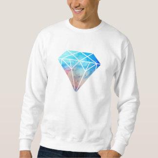 Sweatshirt Diamant de galaxie