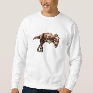 Sweatshirt Dinosaure carnivore impressionnant de cadeau de