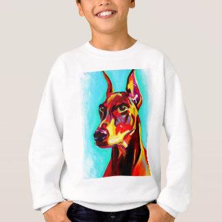 Sweatshirt Dobermann #1