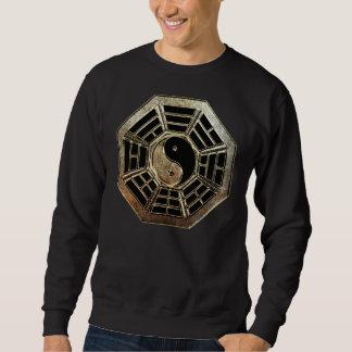 Sweatshirt d'obscurité de Yin Yang Bagua