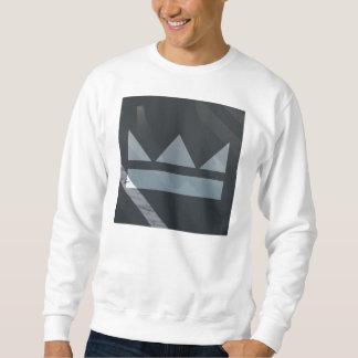 Sweatshirt Douille 3/4 de Crown Long du Roi