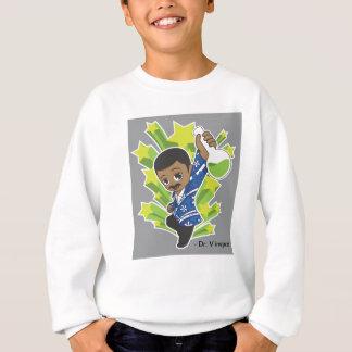 Sweatshirt Dr. V badine le chandail