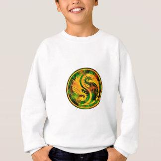Sweatshirt Dragon Yin Yang