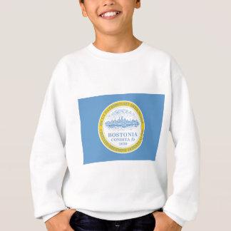 Sweatshirt Drapeau de Boston