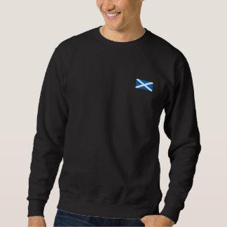 Sweatshirt Drapeau de l'Ecosse - souvenir écossais de drapeau