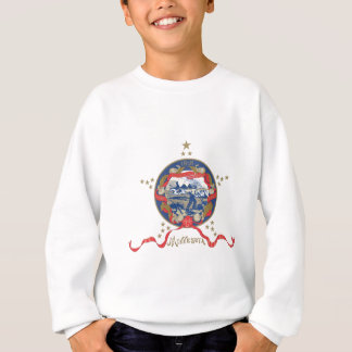 Sweatshirt Drapeau du Minnesota (1893-1957)