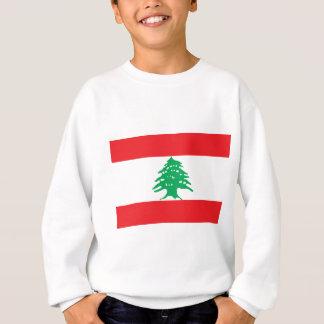 Sweatshirt Drapeau libanais - drapeau de علملبنان du Liban