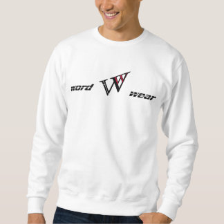Sweatshirt d'usage de mot