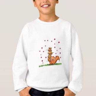 Sweatshirt écrous d'AM au sujet de vous - humoristique -