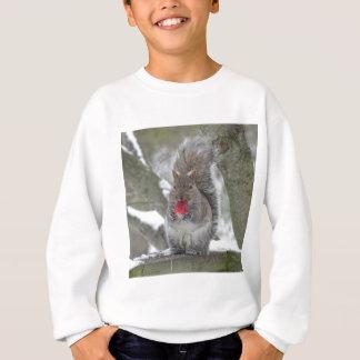 Sweatshirt Écureuil de fraise