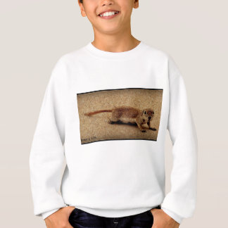 Sweatshirt Écureuil moulu de rampement sur le tee - shirt
