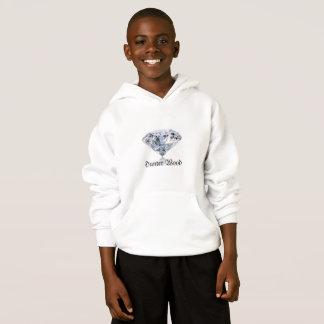 Sweatshirt en bois de diamant de chasseur