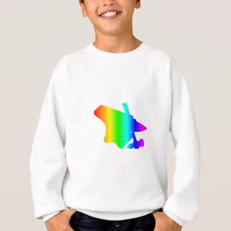 Sweatshirt Enclume d'arc-en-ciel