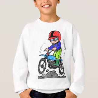 Sweatshirt Enfant sur le vélo