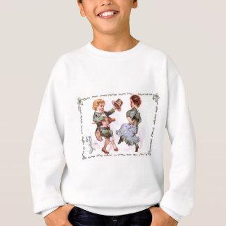 Sweatshirt Enfants dansant le gabarit de Shillelagh