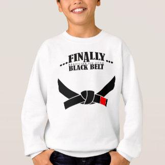 Sweatshirt Enfin une ceinture noire de BJJ ! ! !
