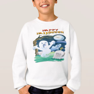 Sweatshirt Fantômes de DÉCHIRURE