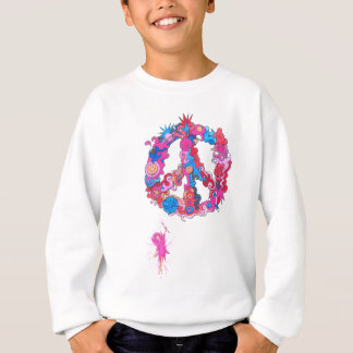 Sweatshirt Fée de paix