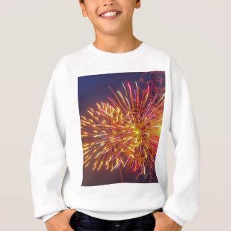 Sweatshirt feux d'artifice