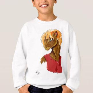 Sweatshirt Fille d'écureuil