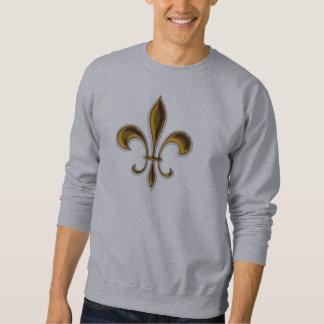 Sweatshirt Fleur De Lis