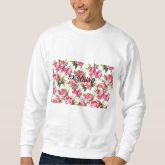 Sweatshirt fleurs Bx.bound
