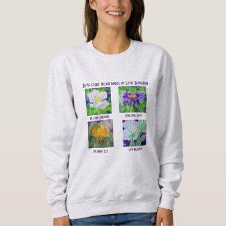 Sweatshirt Fleurs sauvages de Revelstoke