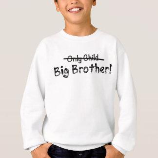 Sweatshirt Frère (enfant unique biffé) mignon et Funn