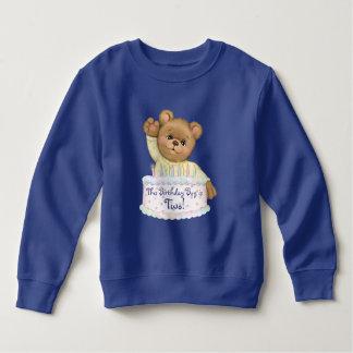 Sweatshirt Garçon d'ours d'anniversaire - deuxième