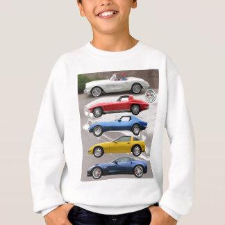 Sweatshirt Générations de Corvette