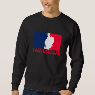 Sweatshirt Grand-papa d'armée de ligue