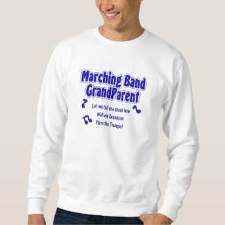 Sweatshirt Grand-parent de fanfare