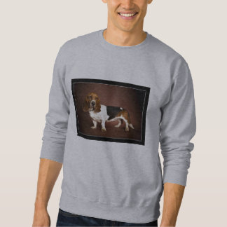 Sweatshirt gris de Milo