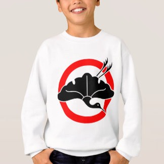 Sweatshirt Grue de paix