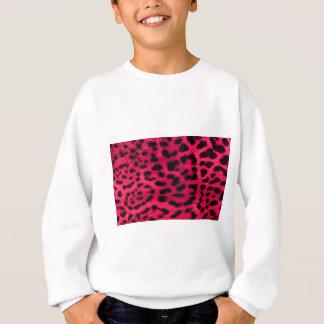 Sweatshirt guépard avec du charme