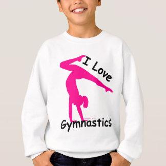 Sweatshirt Habillement de gymnastique - amour - grand cadeau…