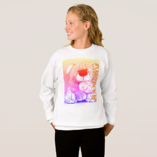 Sweatshirt HAMbWG - Sweashirt des enfants - ours de nounours