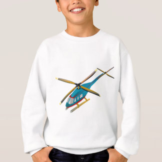Sweatshirt Hélicoptère