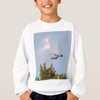 Sweatshirt Hélicoptère de médias