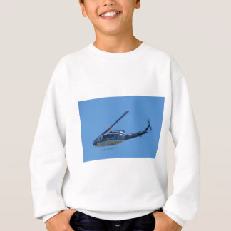 Sweatshirt Hélicoptère de police italien