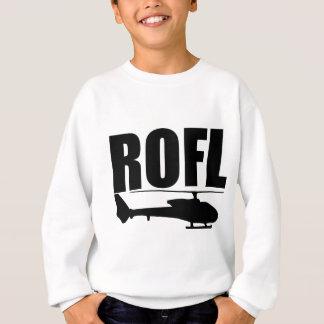 Sweatshirt Hélicoptère de ROFL